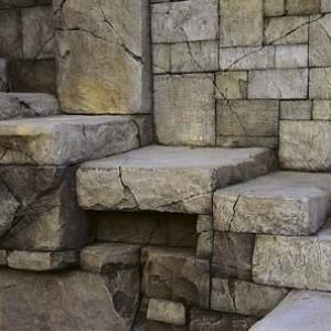 Бетон под камень